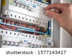 Man  An Electrical Technician...