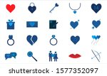valentine glyph icon pack for...