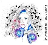 eps 10 vector illustration.... | Shutterstock .eps vector #157743545