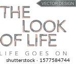 embellishment sequin and stud... | Shutterstock .eps vector #1577584744
