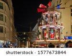 d sseldorf  germany   november... | Shutterstock . vector #1577673844
