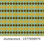 ottoman mosque window vector... | Shutterstock .eps vector #1577858974
