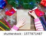 Children's Letter To Santa...