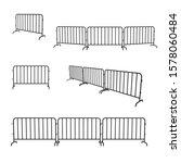 Urban Portable Steel Barrier....