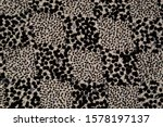 lace fabric over white... | Shutterstock . vector #1578197137
