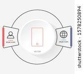phone vector icon . lorem ipsum ...