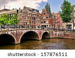 Famous Canal Houses Of...