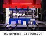 Hydraulic Press Stamping...