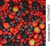 Berries Like Strawberries ...