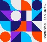 geometry minimalistic artwork... | Shutterstock .eps vector #1579209517