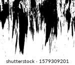 white background rough black.... | Shutterstock .eps vector #1579309201