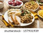 Homemade Turkey Thanksgiving...