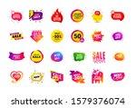 sale banner badge. special...   Shutterstock .eps vector #1579376074