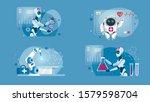 smart robotic artificial...   Shutterstock .eps vector #1579598704