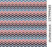 seamless chevron pattern.... | Shutterstock .eps vector #157999685