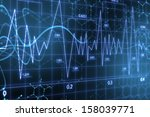 cardiac frequency | Shutterstock . vector #158039771