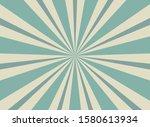 sunlight wide retro faded... | Shutterstock .eps vector #1580613934