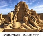 Adelaide Sand Sculpture Of...
