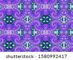 Fractal Seamless Pattern In...