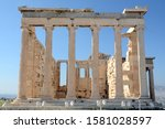The Erechtheum Is A Greek Ionic ...
