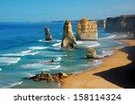Twelve Apostles On Great Ocean...