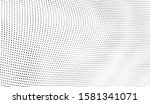 abstract halftone background.... | Shutterstock .eps vector #1581341071
