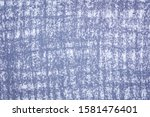 gray and blue pastel crayon on white art canvas background texture