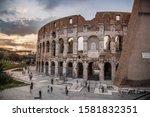 Rome  Italy   10 29 2013 ...