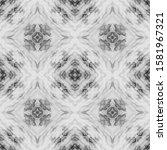 grey tuscany pattern. wall... | Shutterstock . vector #1581967321