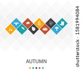 autumn trendy ui template...