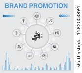 brand promotion infographic...