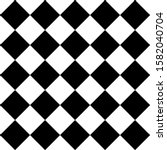 pattern of black and white... | Shutterstock .eps vector #1582040704