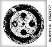 grunge web icon | Shutterstock .eps vector #158208509