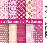 10 Romantic Different Vector...