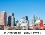 long island city queens new...   Shutterstock . vector #1582459957