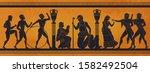 Ancient Greece Mythology. Antic ...