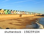 beach huts at southwold suffolk ...
