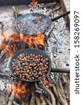 Chestnuts Cooked In Fire...