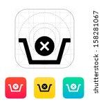 shopping basket delete icon....