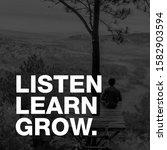 short inspirational and... | Shutterstock . vector #1582903594