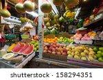 singapore   september 19  a... | Shutterstock . vector #158294351