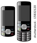 mobile phone | Shutterstock . vector #15832120