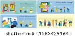 vector illustration concept of...   Shutterstock .eps vector #1583429164