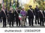 new york   october 14  mayor... | Shutterstock . vector #158360939