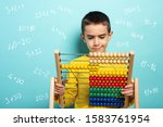 Child Tries To Solve...