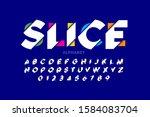 modern vivid color sliced style ...   Shutterstock .eps vector #1584083704