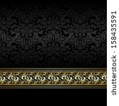 Luxury Charcoal Background Wit...