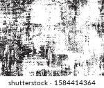 worn down wallpaper pattern... | Shutterstock .eps vector #1584414364