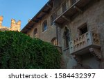 The Famous Patio And Balcony Of ...