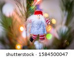 Christmas Decoration  Santa...